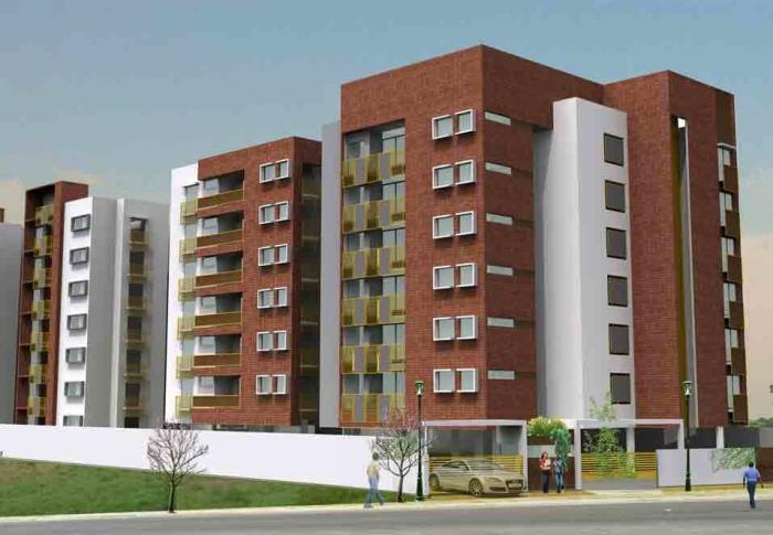 Skanda Sky Apartments  for sale in Marathahalli, Bangalore