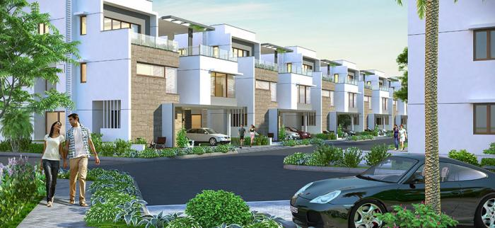 Shanta Sriram Spring Valley Villas  for sale in Manikonda, Hyderabad
