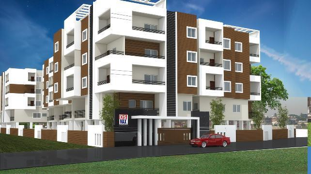 DSMAX SILVER WOOD Apartments  for sale in Bommasandra, Bangalore