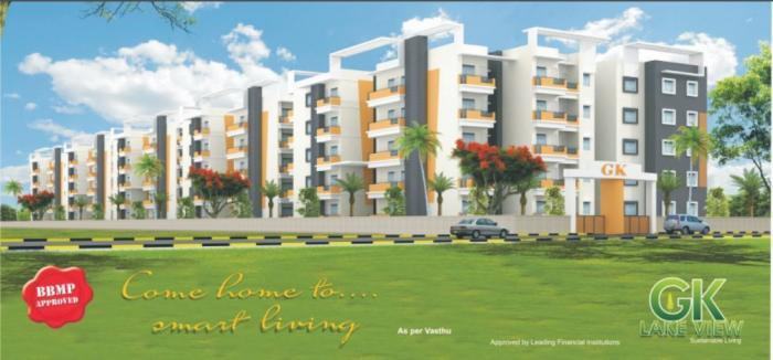 GK Lake View Apartments  for sale in Yelahanka, Bangalore