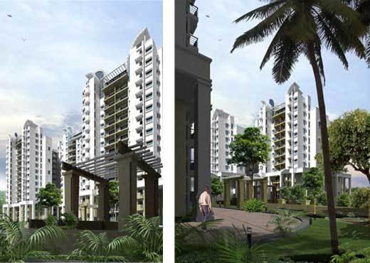 Amsri White Pearl Apartments  for sale in ITPL, Bangalore