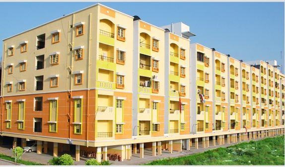 Environ Towers Apartments  for sale in Nagole, Hyderabad
