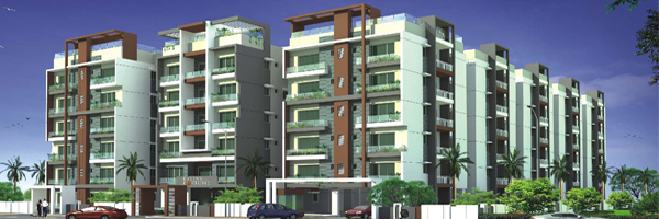 Essjay Fortune Apartments  for sale in Begumpet, Hyderabad