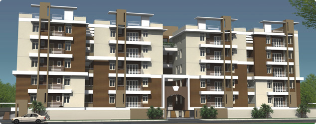 Keerthi heights Apartments  for sale in Whitefield, Bangalore