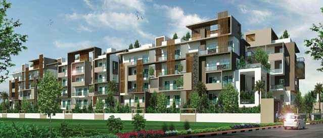 Balaji Casa Blanca Apartments  for sale in Whitefield, Bangalore