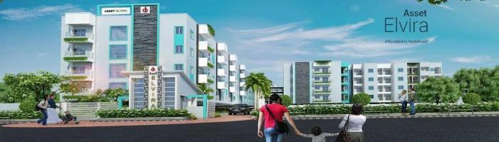 Asset Elvira Apartments  for sale in Chandapura, Bangalore