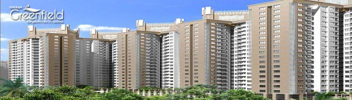 Shriram Greenfield Apartments  for sale in Whitefield, Bangalore