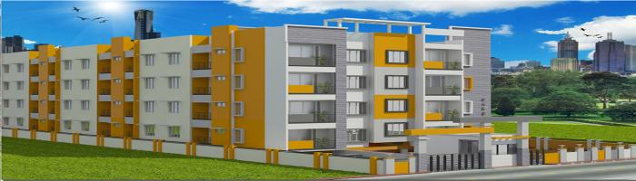 Cansa Pride Apartments  for sale in Off Sarjapur road, Bangalore