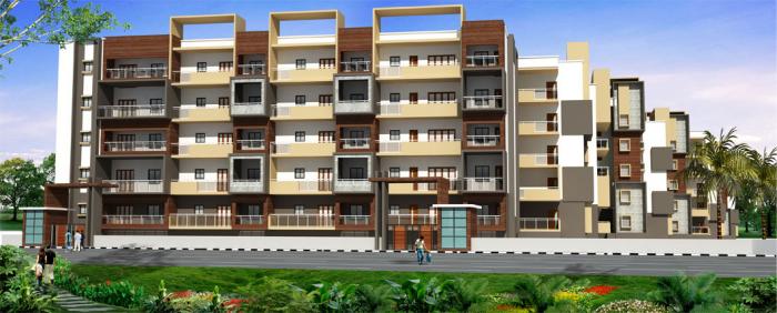 Grand Gandharva Apartments  for sale in Raja Rajeshwari Nagar, Bangalore