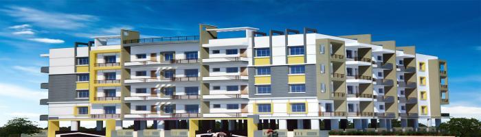 Suvrith Soprano Apartments  for sale in Bannerghatta Road, Bangalore
