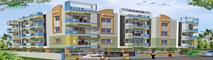 Nbr Lake View  Apartments  for sale in Electronic City, Bangalore