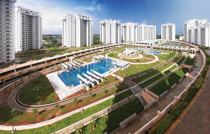 Prestige Shantiniketan Apartments  for sale in Whitefield, Bangalore