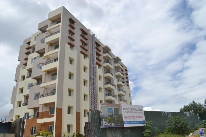 Unishire Panamera Apartments  for sale in Jakkur, Bangalore