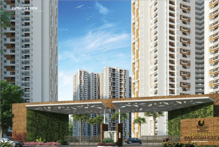 Prestige Falcon City Apartments  for sale in Kanakapura Road, Bangalore