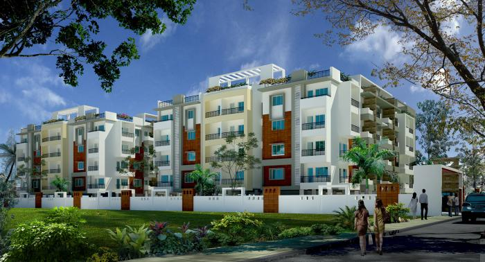 VRR VISTA Apartments  for sale in Whitefield, Bangalore