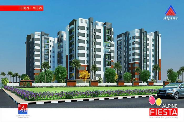 Alpine Fiesta Apartments  for sale in Whitefield, Bangalore