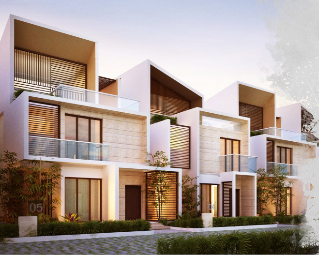 Axis Tatvam Villas  for sale in Kanakapura Road, Bangalore