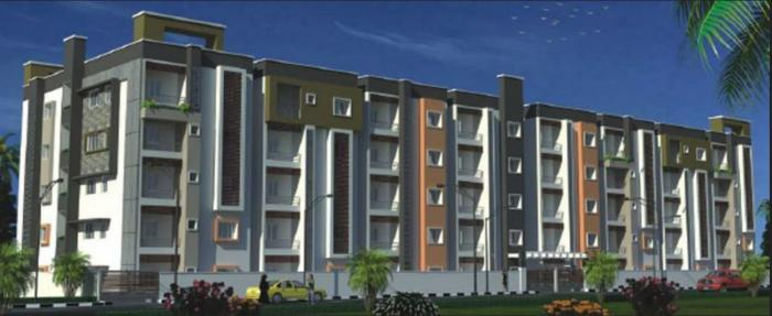 Bm silver woods Apartments  for sale in HSR Layout, Bangalore