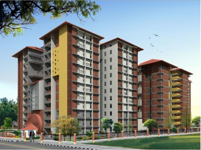 Bairavi Cruz Luxor Apartments  for sale in Kalyan Nagar, Bangalore
