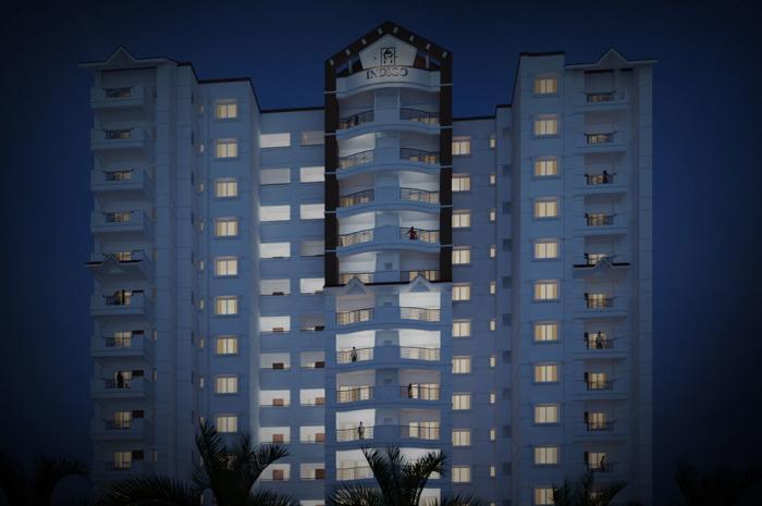 HM Indigo Apartments  for sale in JP Nagar, Bangalore