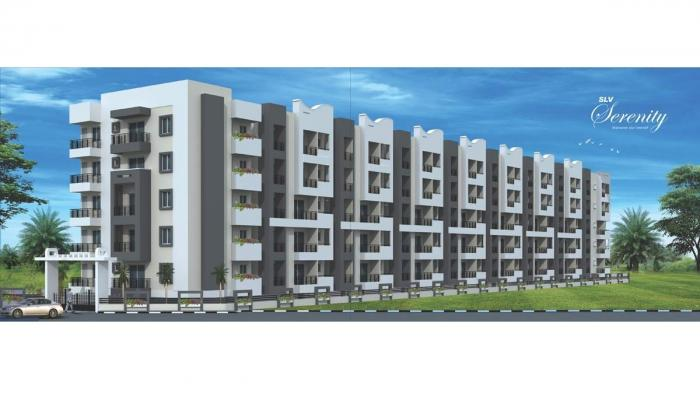 SLV Serenity Apartments  for sale in Jakkur, Bangalore