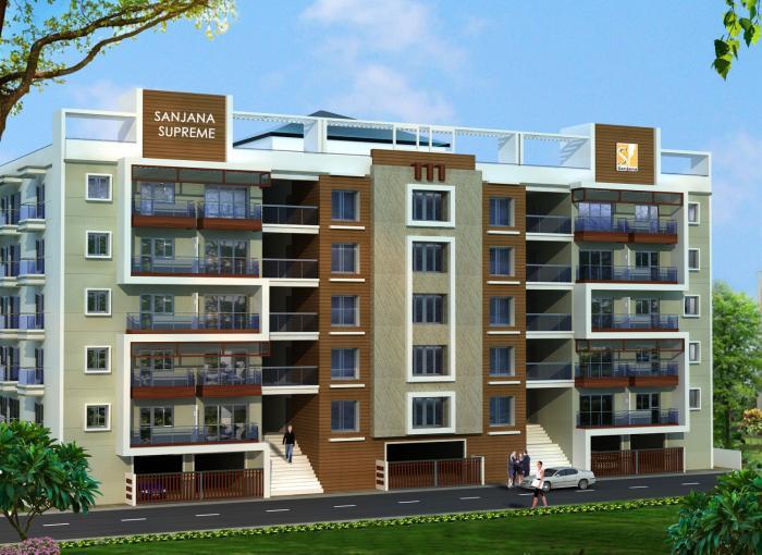 Sanjana Supreme Apartments  for sale in Bannerghatta Road, Bangalore