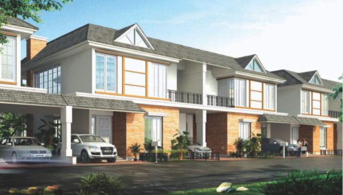 Prestige Summer Fields Villas  for sale in Marathahalli, Bangalore