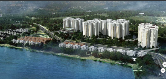Fortius Waterscape Apartments  for sale in KRPuram, Bangalore