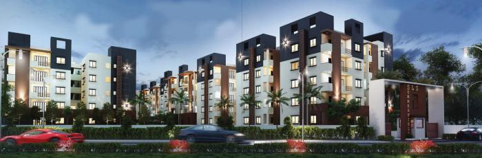 SLS Summer Fields Apartments  for sale in Hosur Road, Bangalore