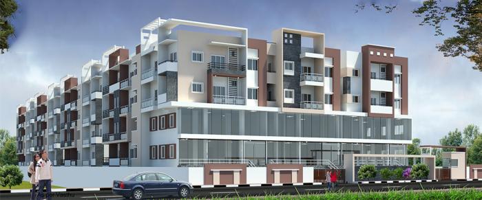 Shivaganga Dwarakamai Apartments  for sale in Raja Rajeshwari Nagar, Bangalore