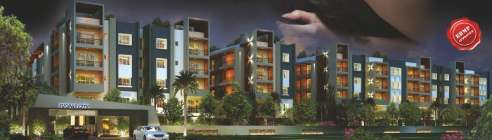 Malibu Rising City Apartments  for sale in Whitefield, Bangalore