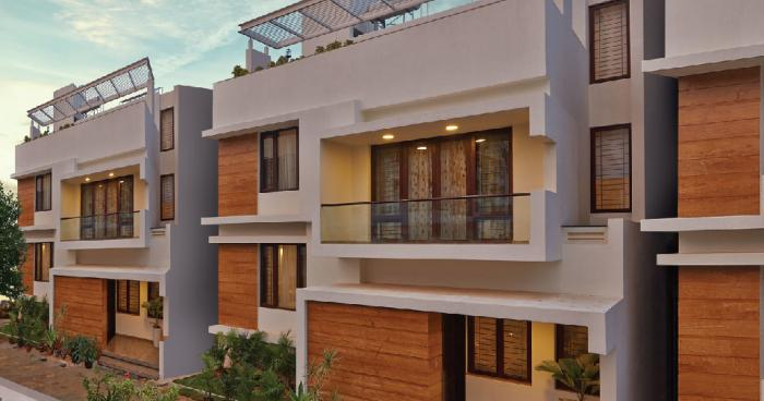 Zonasha Paradiso Villas  for sale in Marathahalli, Bangalore