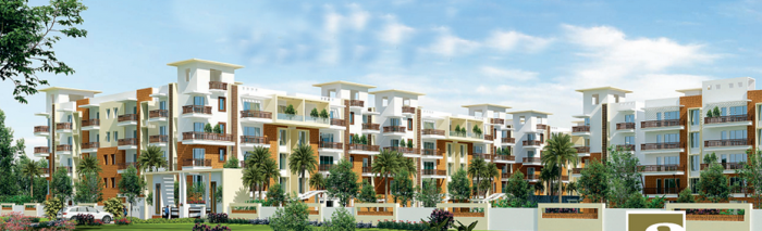 SVS Palms Apartments  for sale in Marathahalli, Bangalore