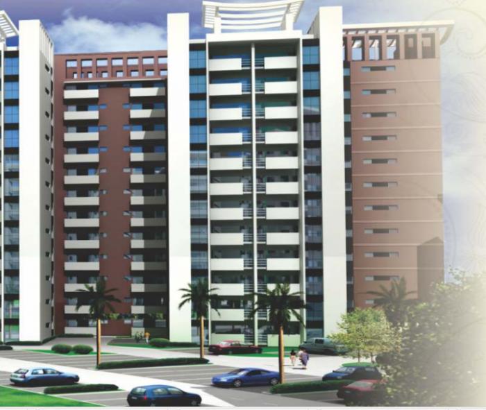Fairway Apartments: Ansal Megapolis Fairway Apartments I 2BHK Apartments For