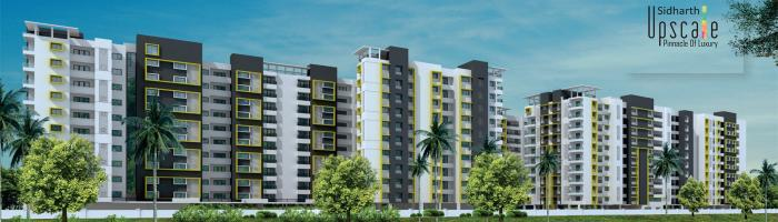 Sidharth Upscale Apartments  for sale in Porur, Chennai