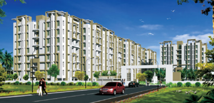 Giridhari Executive Park Apartments  for sale in Appa Junction, Hyderabad
