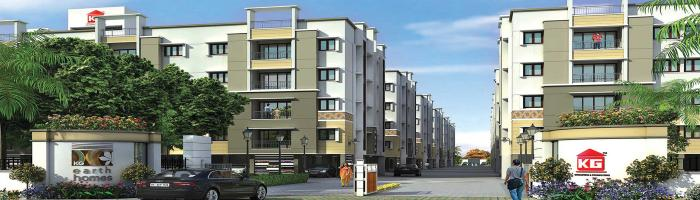 KG Earth Homes Apartments  for sale in OMR, Chennai