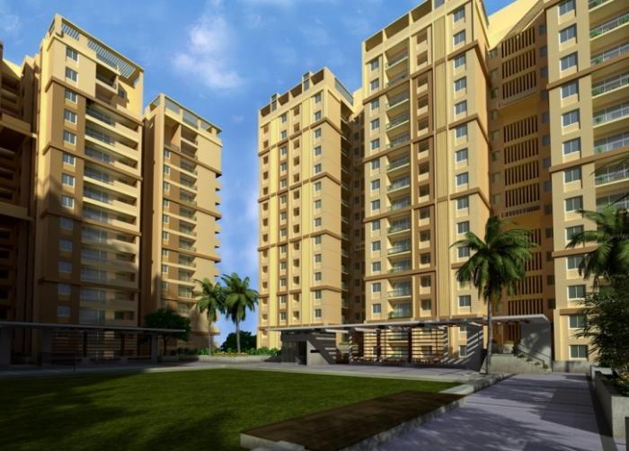Pacifica Aurum Apartments  for sale in OMR, Chennai