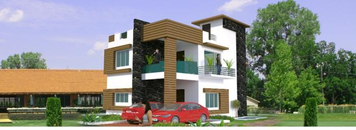 SRK Green Park Villas  for sale in Bachupally, Hyderabad