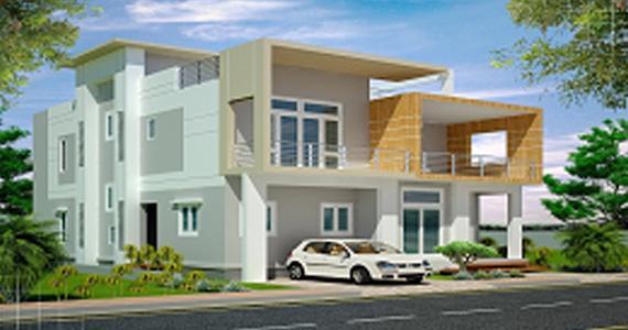 Golden County Villas  for sale in Gachibowli, Hyderabad