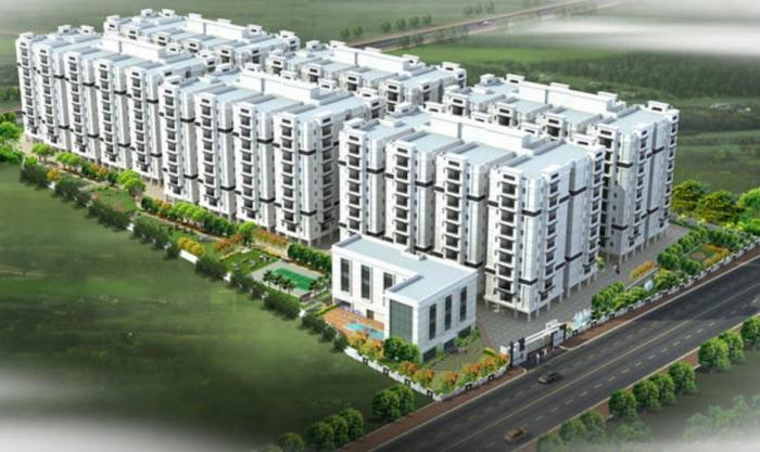 Pranit Galaxy Apartments Apartments  for sale in Kondapur, Hyderabad