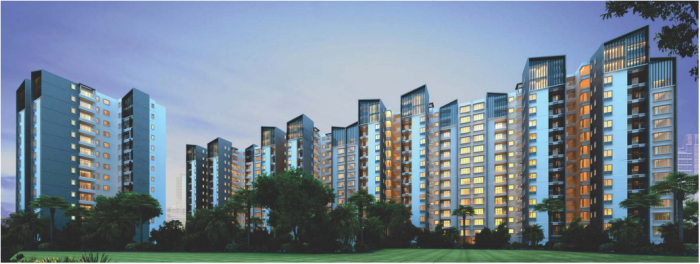 Purva Rising City Apartments  for sale in Hosur Road, Bangalore