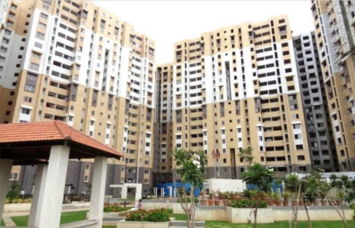 Ozone Evergreens Apartments  for sale in Haralur Road, Bangalore