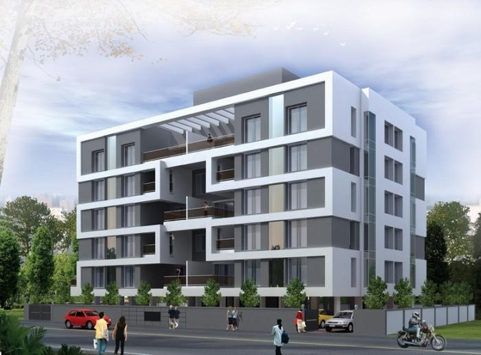 gokhale topaz model colony by gokhale constructions