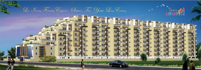 Sri Mitra Lifestyle Apartments  for sale in Horamavu, Bangalore
