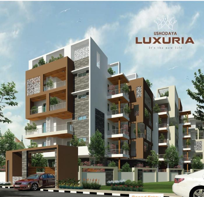 Ushodaya Luxuria Apartments  for sale in Off Sarjapur road, Bangalore