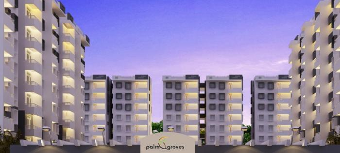 Palm Groves Apartments  for sale in KRPuram, Bangalore