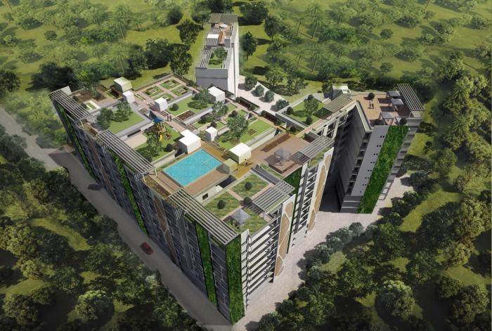 The Valencia Apartments  for sale in Banjara Hills, Hyderabad