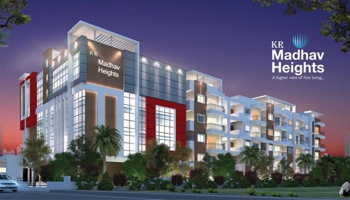 KR MADHAV HEIGHTS Apartments  for sale in Ramamurthy Nagar, Bangalore