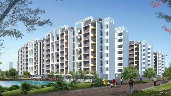 Purva Windermere Apartments  for sale in Pallikaranai, Chennai